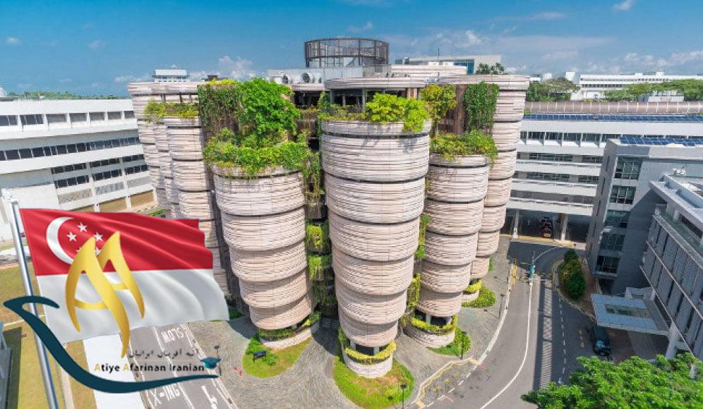 دانشگاه فناوری نانیانگ سنگاپور