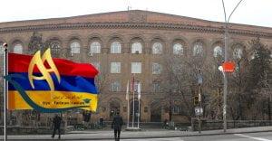 دانشگاه دولتی معماری و شهرسازی ارمنستان