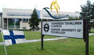 دانشگاه تامپر فنلاند