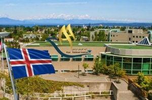 دانشگاه ونکوور ایسلند