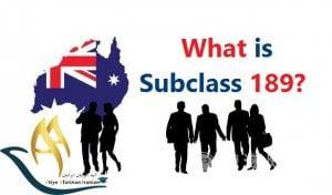 ویزای ساب کلاس 189 استرالیا