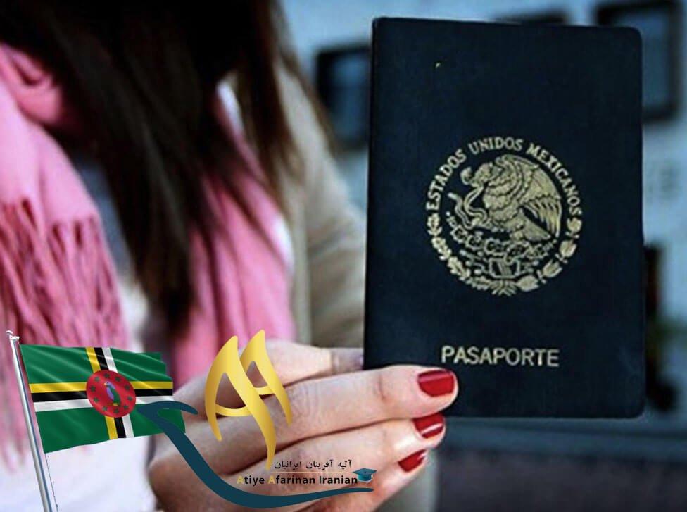 ویزا های دومینیکا