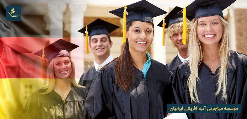 شرایط اخذ بورسیه تحصیلی برای دانشجویان دکترا در آلمان