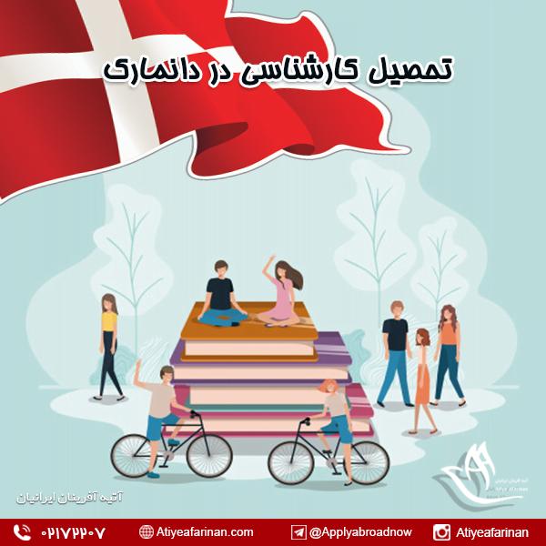 تحصیل کارشناسی در دانمارک