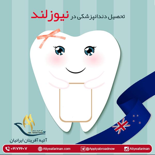 تحصیل دندانپزشکی در نیوزلند