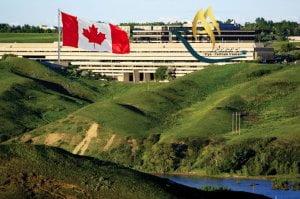 دانشگاه لتبریج کانادا