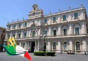 دانشگاه کاتانیا ایتالیا