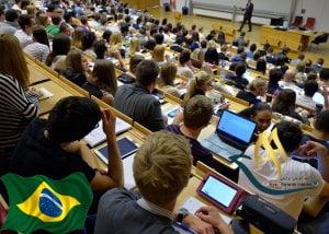 تحصیل کارشناسی ارشد در برزیل