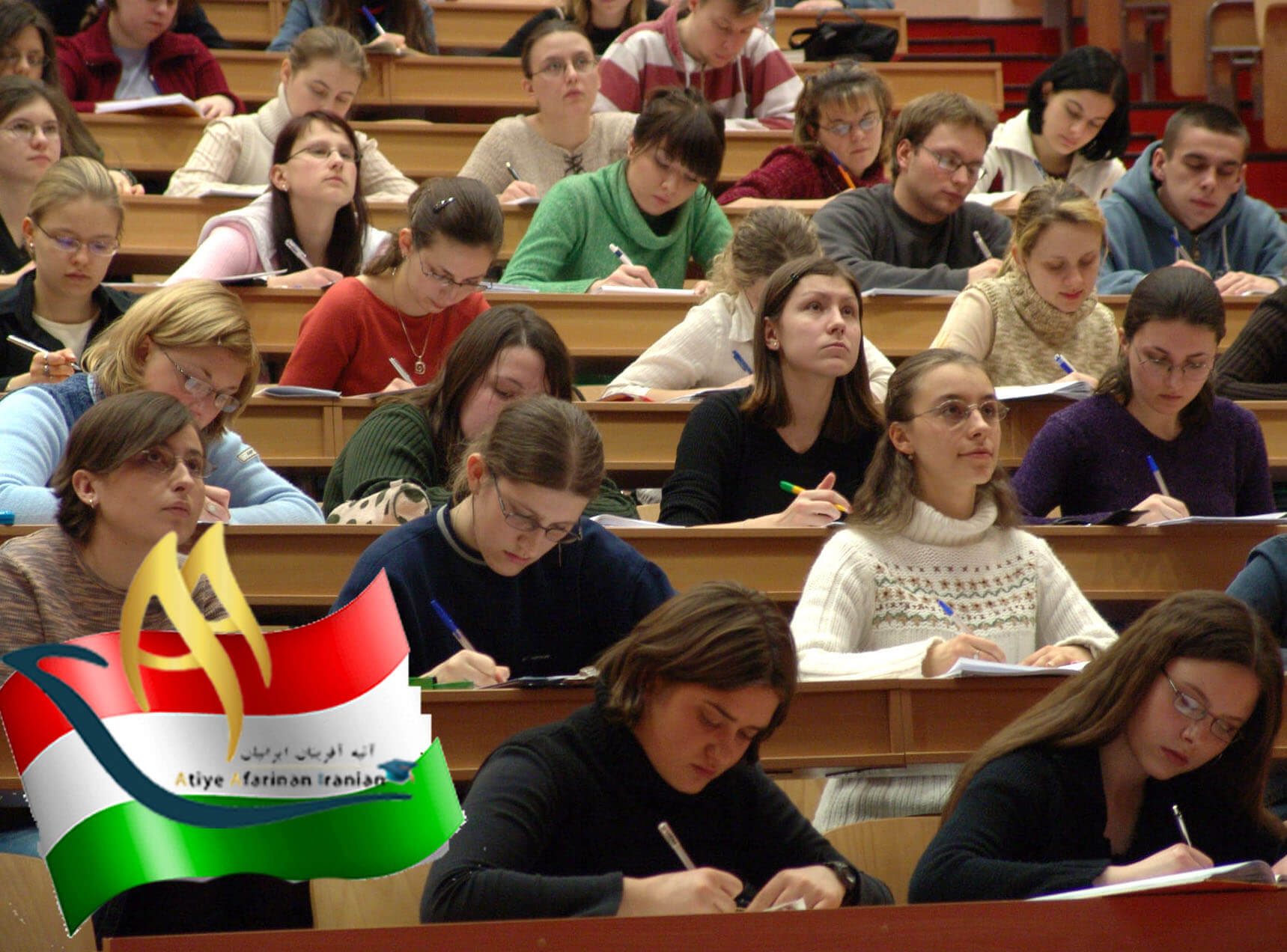 تحصیل کارشناسی ارشد در مجارستان
