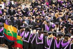 بورسیه تحصیلی لیتوانی