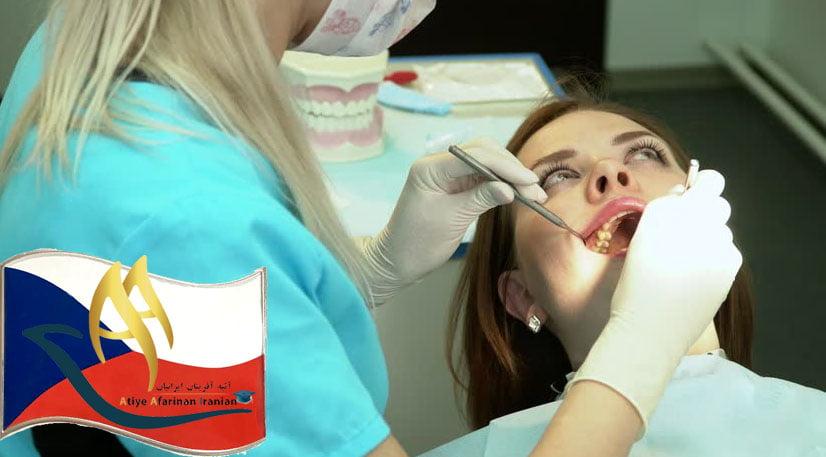 تحصیل دندانپزشکی در چک