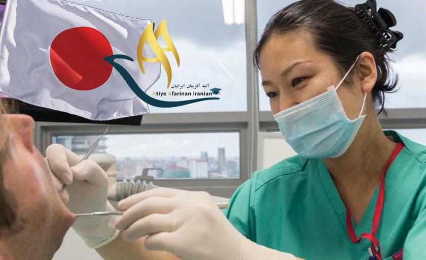 تحصیل دندانپزشکی در ژاپن