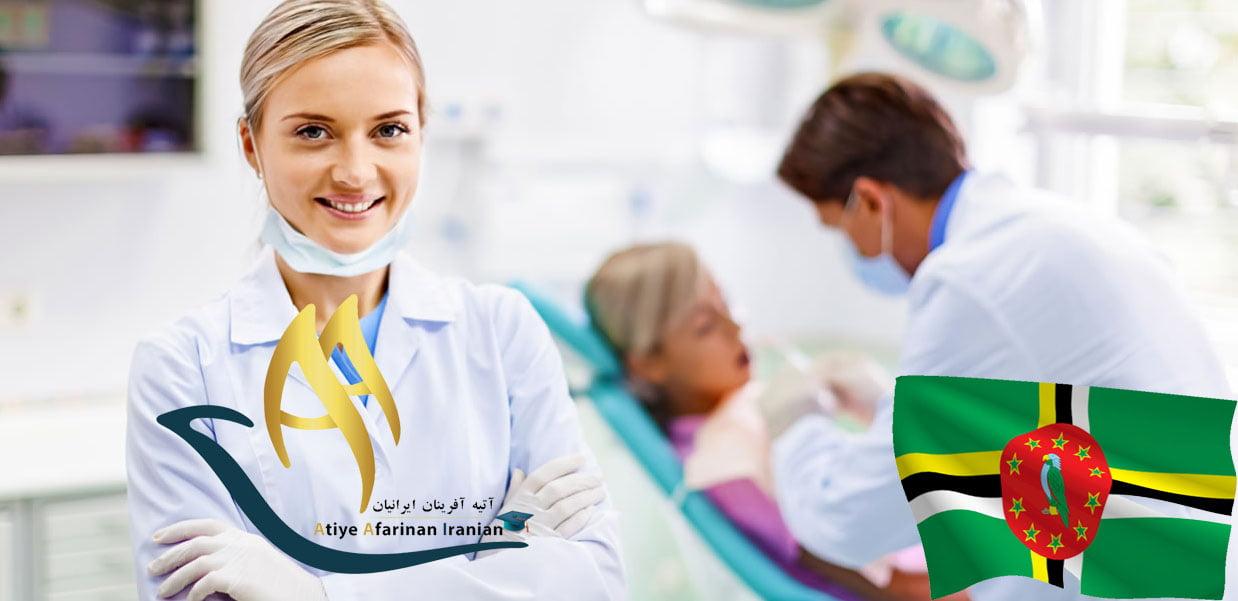 تحصیل دندانپزشکی در دومینیکا