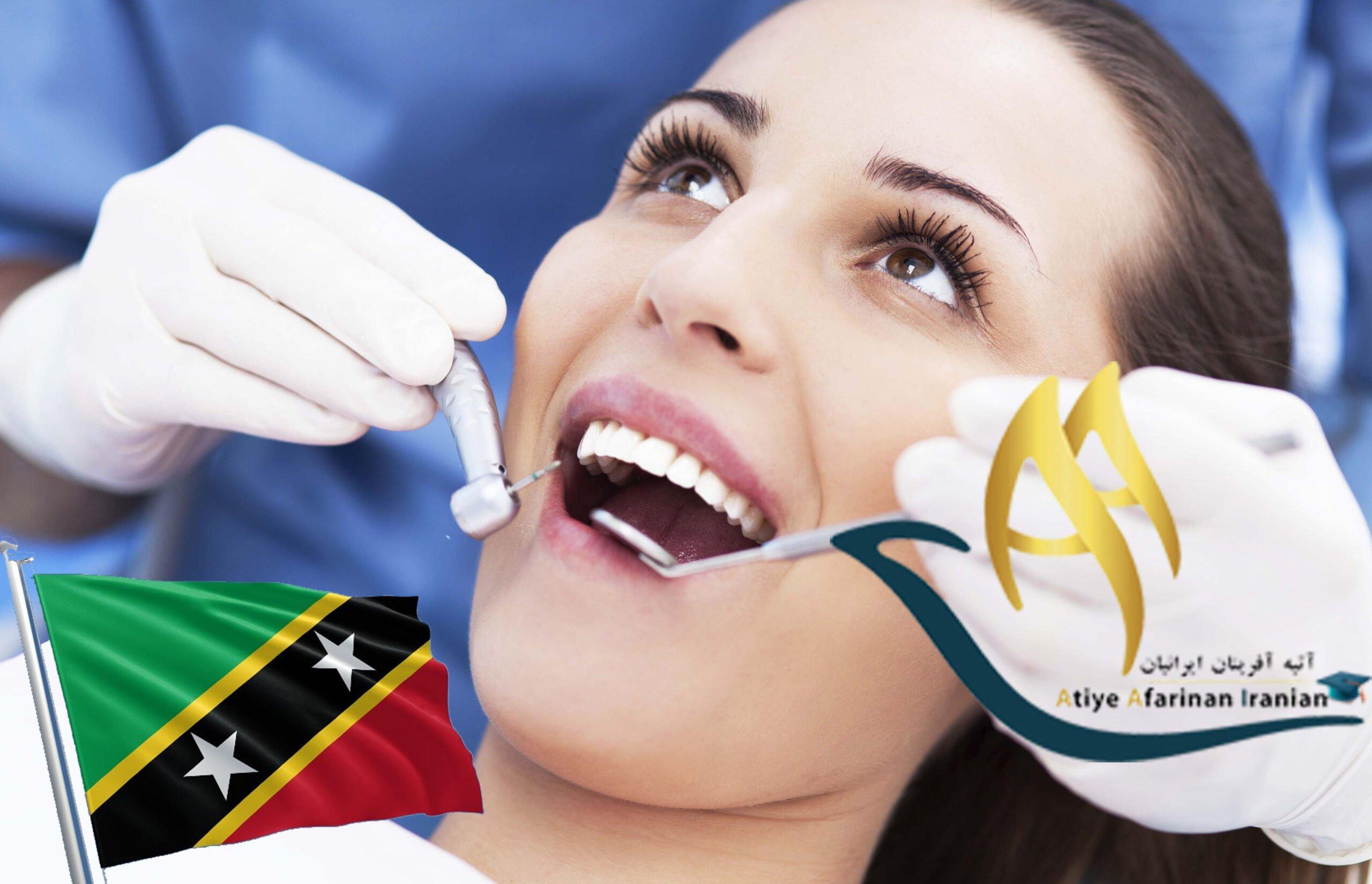 تحصیل دندانپزشکی در سنت کیتس