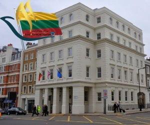 سفارت لیتوانی