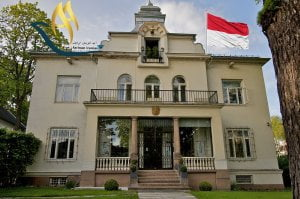 تعیین وقت سفارت موناکو