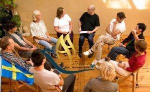 اقامت کاری گروه درمانی در سوئد