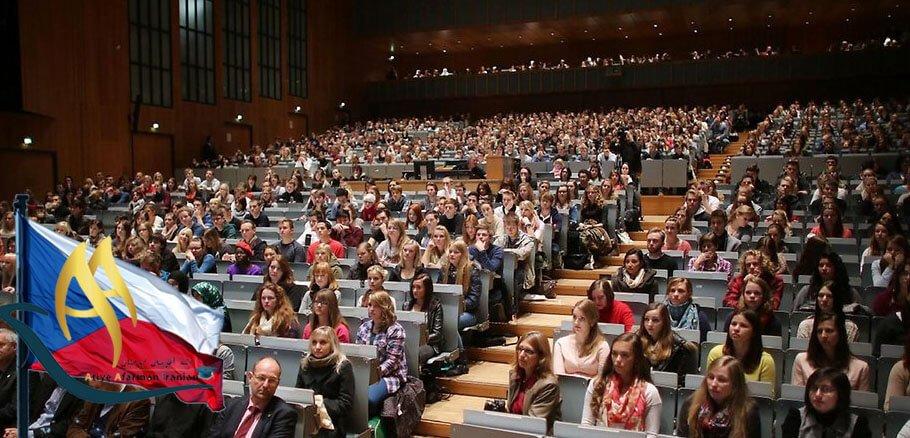 تحصیل کارشناسی در چک