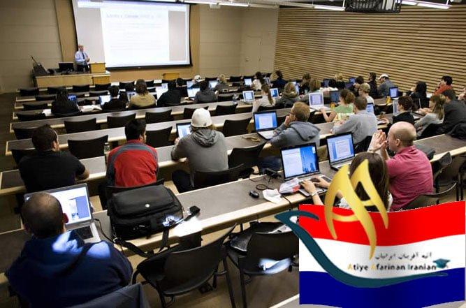 تحصیل کارشناسی در هلند