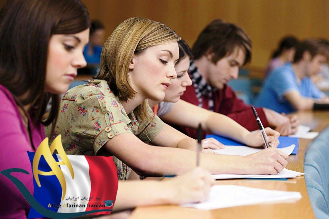 تحصیل دکتری در فرانسه