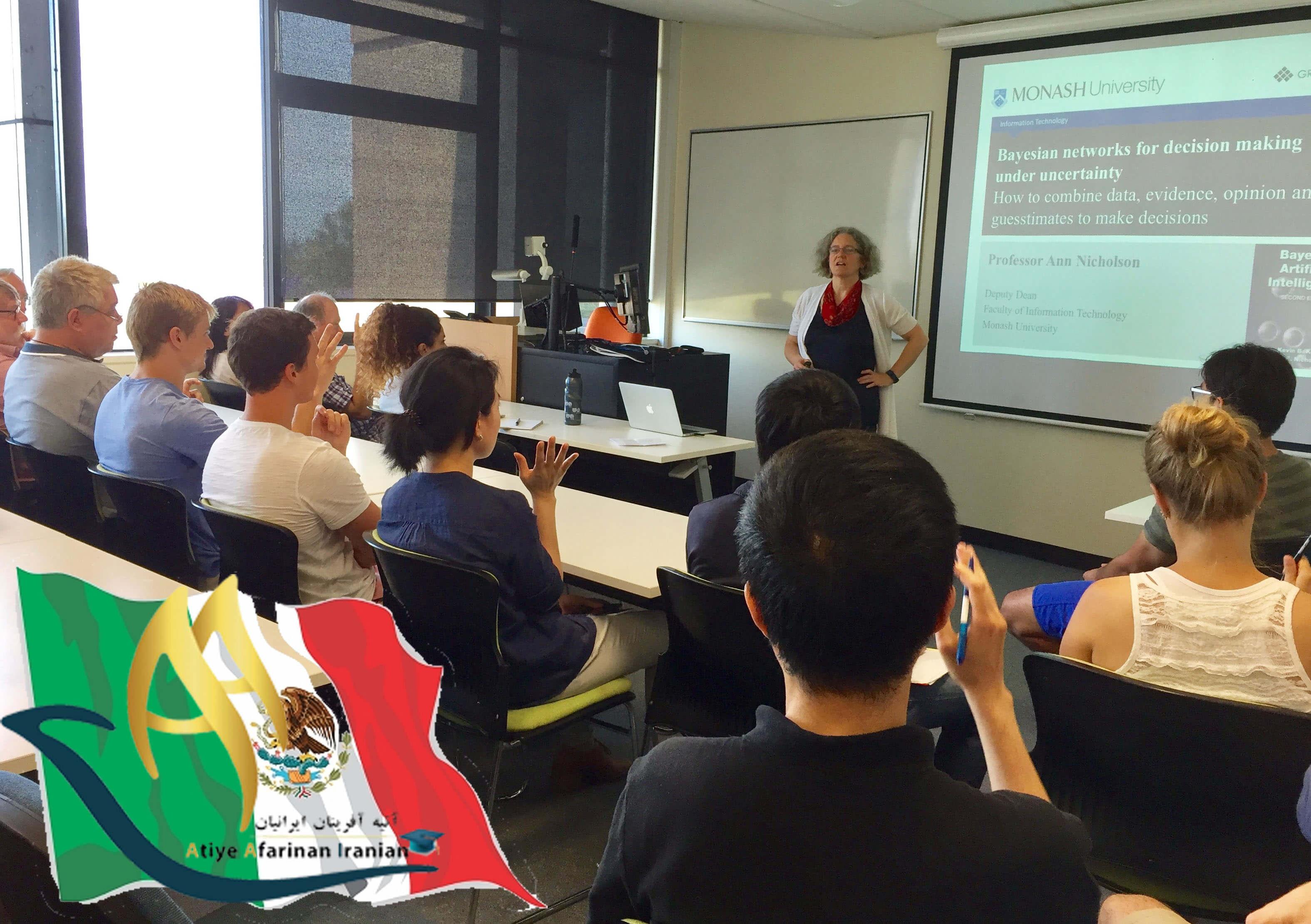 تحصیل دکتری در مکزیک