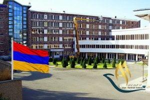دانشگاه های مورد تایید وزارت علوم در ارمنستان