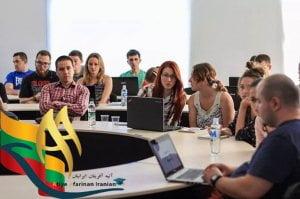 تحصیل کارشناسی ارشد در لیتوانی