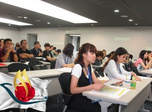 تحصیل کارشناسی ارشد در ژاپن