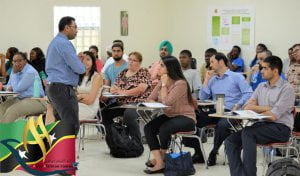 تحصیل کارشناسی ارشد در سنت کیتس