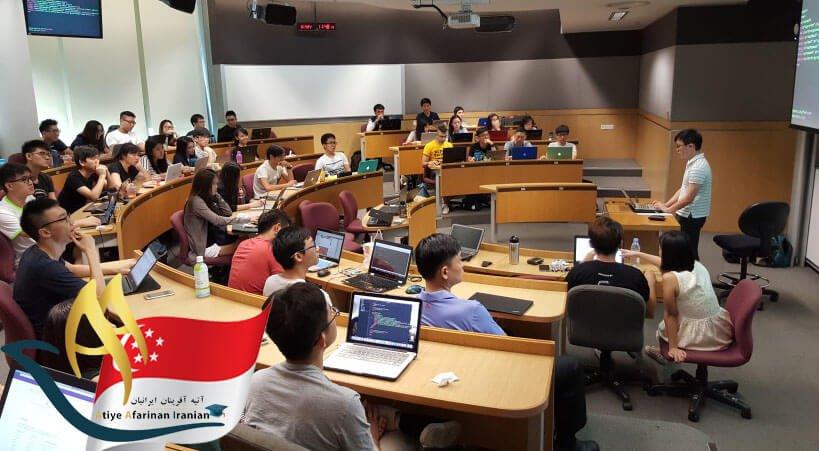 تحصیل کارشناسی ارشد در سنگاپور