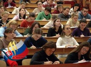 تحصیل کارشناسی ارشد در اسلواکی