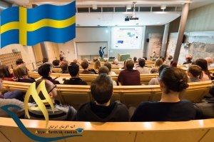 تحصیل کارشناسی ارشد در سوئد