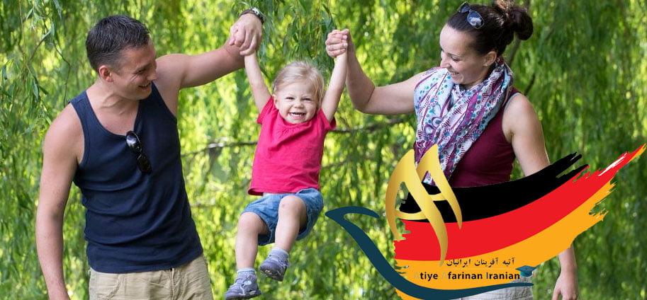 ویزای الحاق به خانواده در آلمان