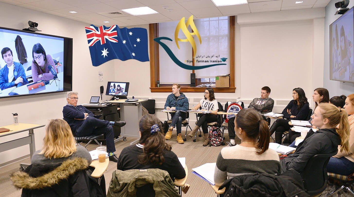تحصیل دکترا در استرالیا
