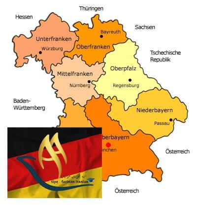 تقسیمات کشوری آلمان