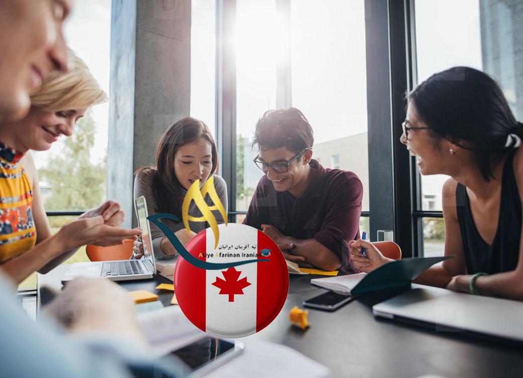 مدارک ویزای تحصیلی کانادا