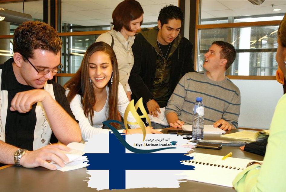 مدارک ویزای تحصیلی فنلاند