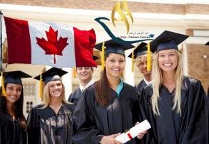 انواع بورسیه های تحصیلی در کانادا