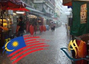آب و هوای کشور مالزی