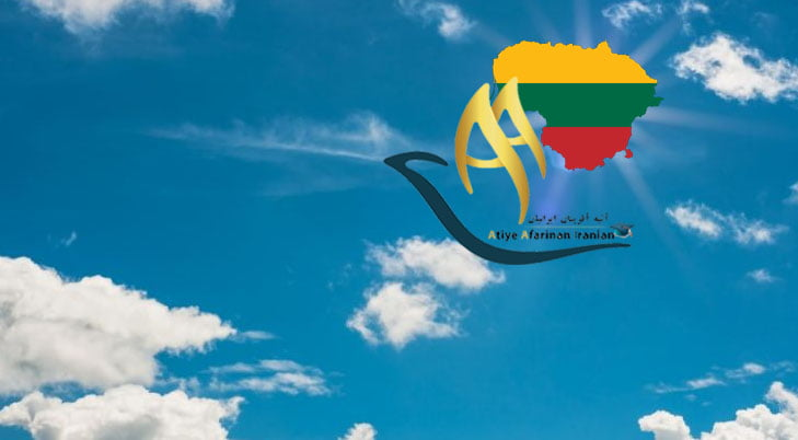 آب و هوای کشور لیتوانی