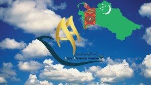 آب و هوای کشور ترکمنستان
