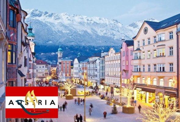 شهرهای مهم اتریش