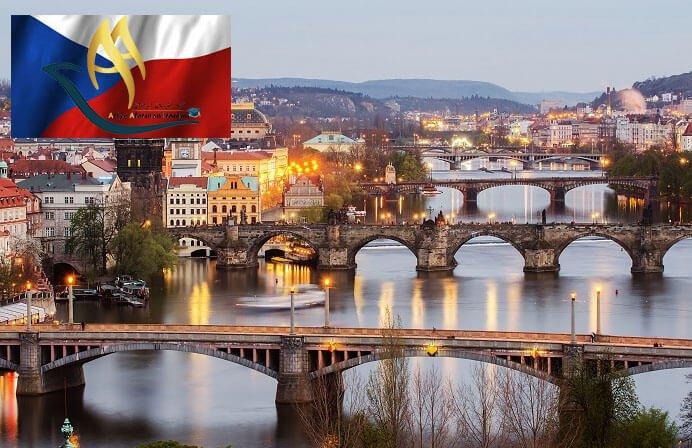 شهرهای مهم چک