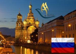 شهرهای مهم کشور روسیه