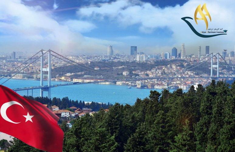 شهرهای مهم ترکیه