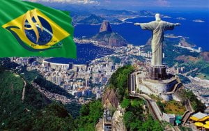 شهرهای مهم کشور برزیل
