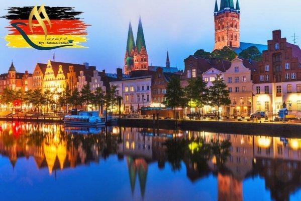 شهرهای مهم آلمان