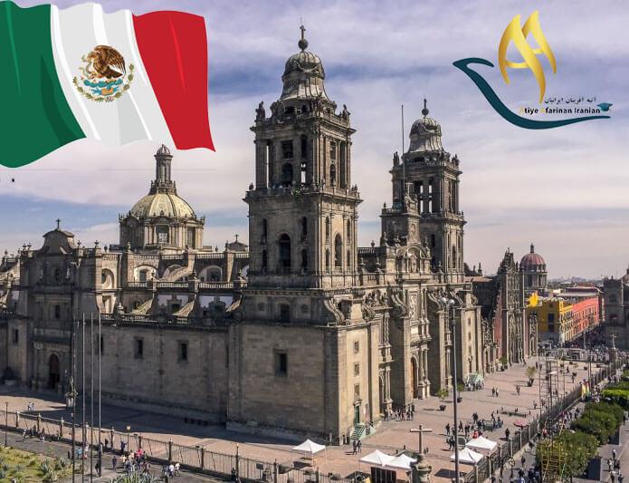 شهرهای مهم مکزیک