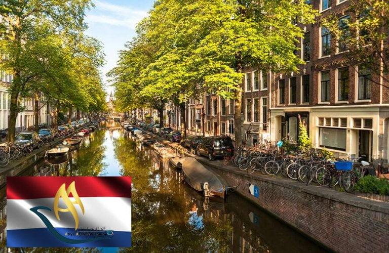 شهرهای مهم هلند