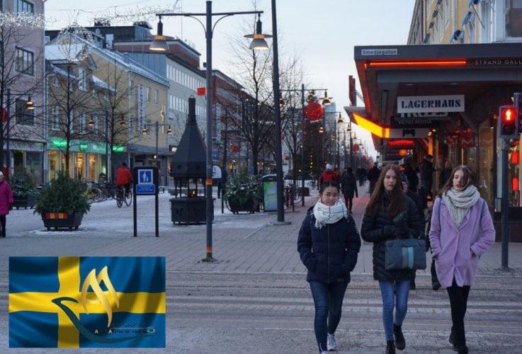 شهرهای مهم سوئد